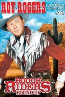 Rough Riders' Round-up (1939) cover