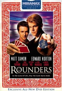 Rounders (1998) cover
