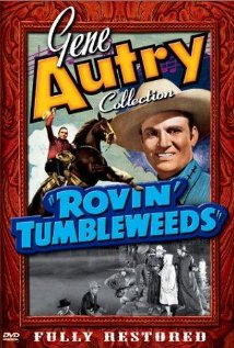 Rovin' Tumbleweeds 1939 poster