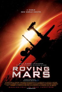 Roving Mars 2006 poster