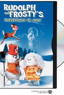 Rudolph and Frosty's Christmas in July (1979) cover