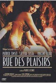 Rue des plaisirs (2002) cover
