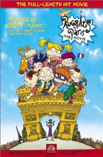 Rugrats in Paris: The Movie - Rugrats II (2000) cover