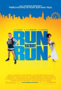 Run Fatboy Run (2007) cover