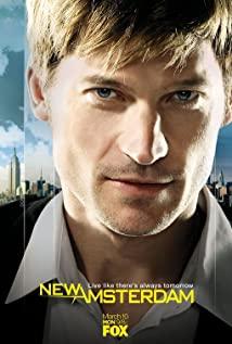 New Amsterdam 2008 poster