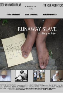 Runaway Slave (2008) cover