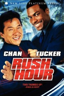Rush Hour (1998) cover