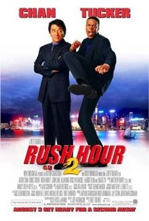 Rush Hour 2 (2001) cover