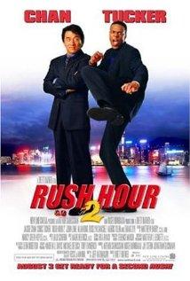 Rush Hour 2 2001 poster