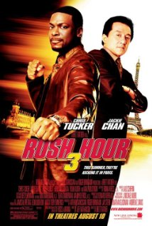 Rush Hour 3 (2007) cover