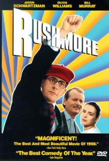 Rushmore (1998) cover