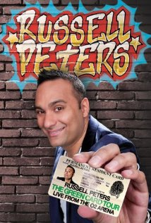 Russell Peters: The Green Card Tour - Live from The O2 Arena (2011) cover