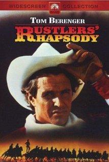 Rustlers' Rhapsody (1985) cover
