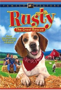 Rusty: A Dog's Tale (1998) cover