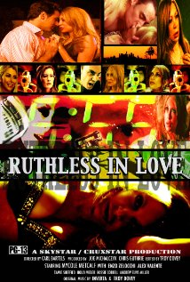 Ruthless in Love 2009 poster