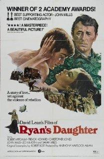 Ryan's Daughter 1970 poster