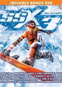 SSX 3 (2003) cover