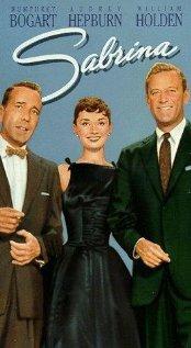Sabrina (1954) cover