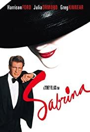 Sabrina 1995 poster