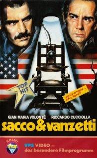 Sacco e Vanzetti (1971) cover