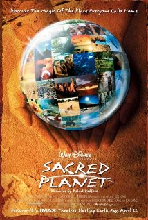 Sacred Planet (2004) cover