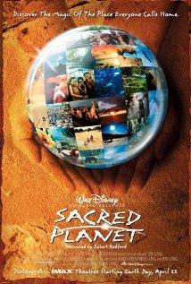Sacred Planet 2004 poster