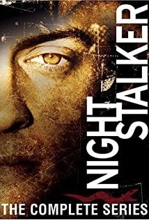 Night Stalker (2005) cover