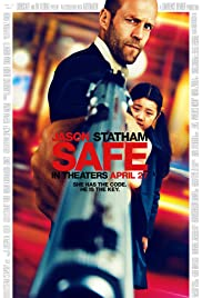 Safe (2012) cover