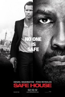 Safe House (2012) cover
