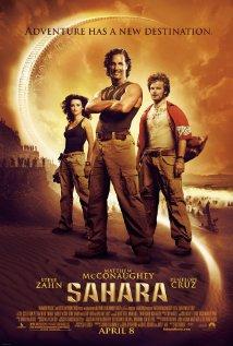 Sahara (2005) cover