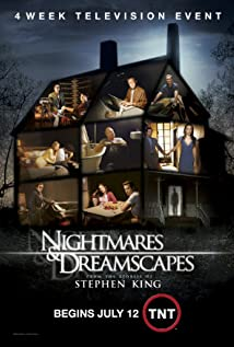 Nightmares & Dreamscapes: From the Stories of Stephen King 2006 poster