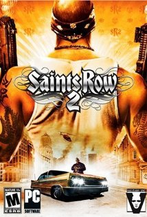 Saints Row 2 (2008) cover
