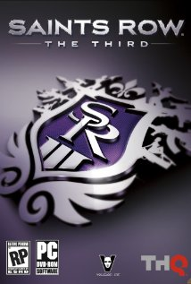 Saints Row: The Third (2011) cover