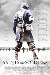 Saints and Soldiers (2003) cover