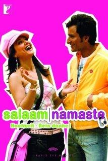 Salaam Namaste (2005) cover
