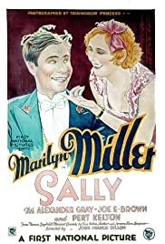 Sally (1929) cover