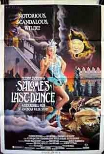 Salome's Last Dance (1988) cover