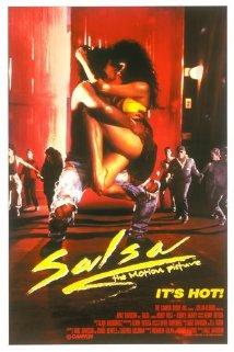 Salsa 1988 poster