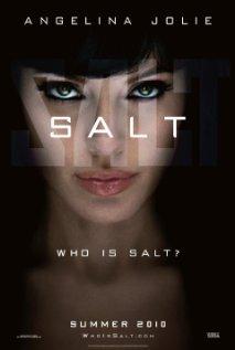 Salt (2010) cover