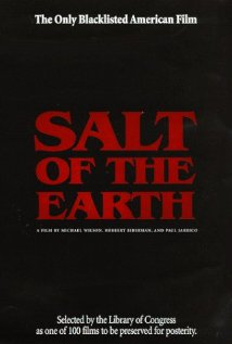Salt of the Earth (1954) cover