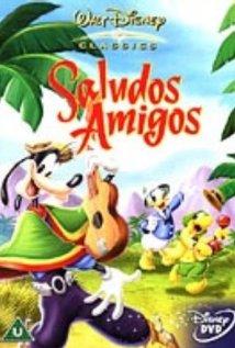 Saludos Amigos (1942) cover