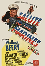 Salute to the Marines (1943) cover