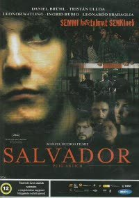 Salvador (Puig Antich) (2006) cover