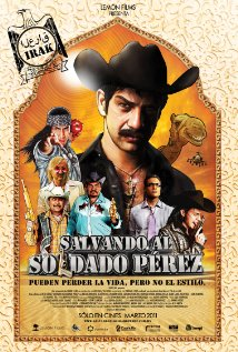 Salvando al Soldado Pérez (2011) cover