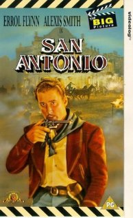San Antonio (1945) cover