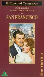 San Francisco (1936) cover