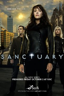 Sanctuary (2008) cover
