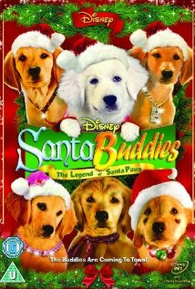 Santa Buddies (2009) cover
