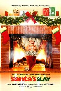 Santa's Slay (2005) cover