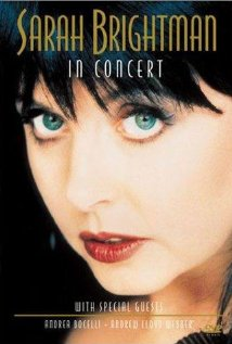 Sarah Brightman in Concert (1998) cover